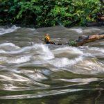 geführte Wanderreise Ahrtal Fluß
