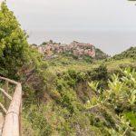 geführte Wanderreise Cinque Terre Wanderweg mit Meerblick