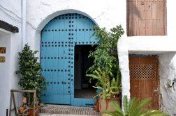 geführte Wanderreise Andalusien Hof in Frigiliana