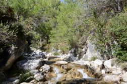 geführte Wanderreise Andalusien am kleinen Fluß Rio Higueron