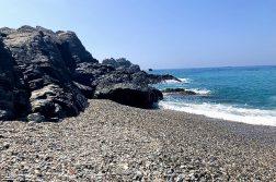geführte Wanderreise Andalusien Steinstrand