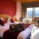 geführte Wanderreise Pyrenäen Hotelzimmer