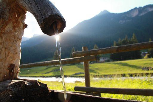 geführte Wanderreise italienische Alpen Brunnen