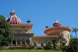 geführte Wanderreise Portugal Schloss mit Park