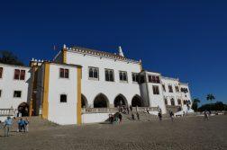 geführte Wanderreise Portugal National Palast in Sintra