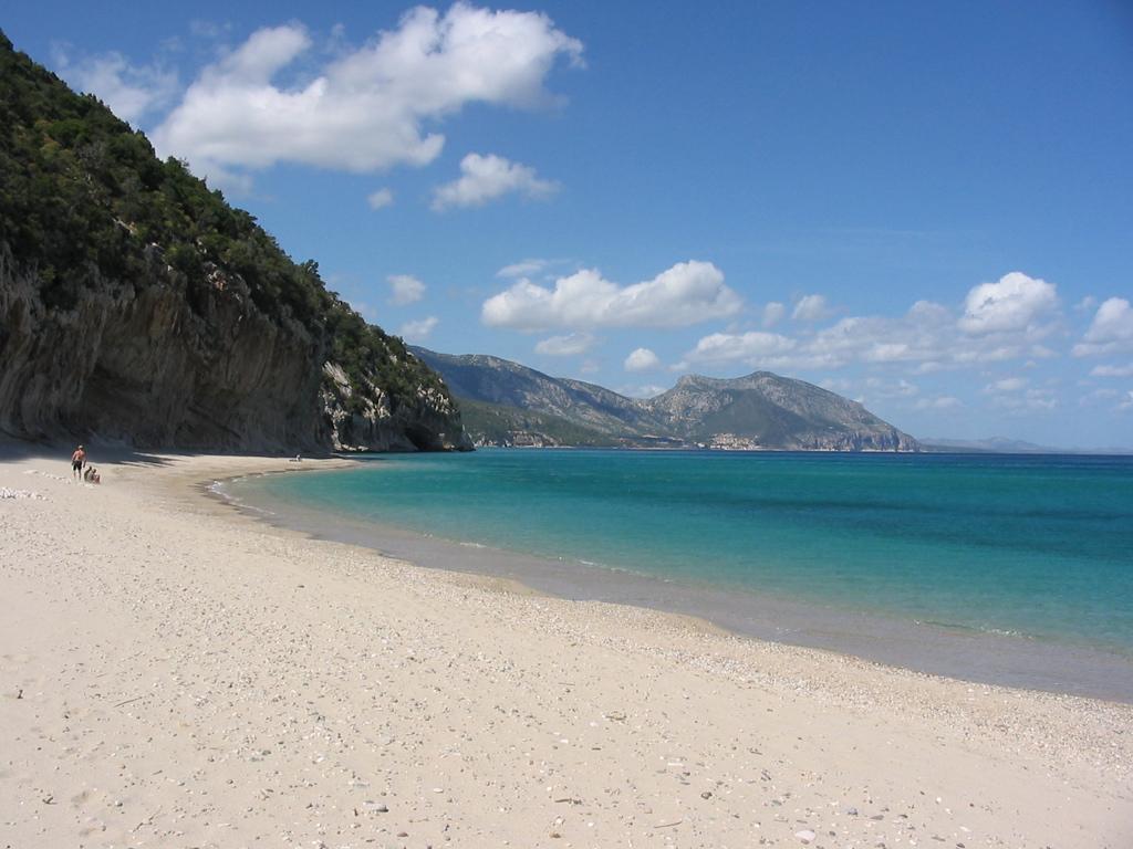 geführte Wanderreise Sardinien Strand