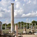 antike Stätten Salamis