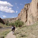 Wanderreise Kappadokien Wandergruppe im Flusstal