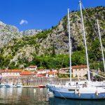 Wanderreise Montenegro Altstadt Kotor UNSECO Welterbe