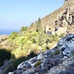 Wanderreise Griechenland Kloster Agios auf Tilos